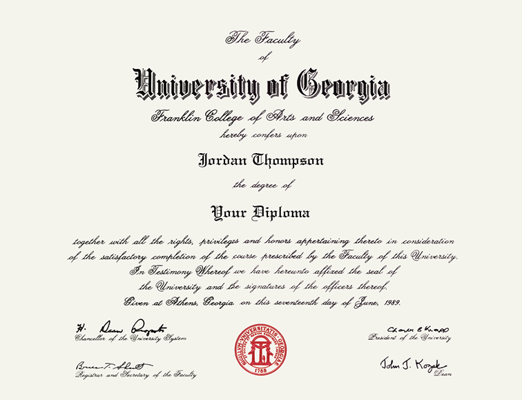 the university of georgia 23k medallion diploma frame in signature item 118694 from baxter street bookstore