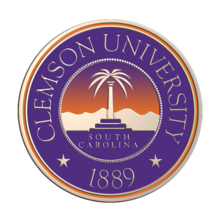 Clemson University Masterpiece Medallion Diploma Frame In