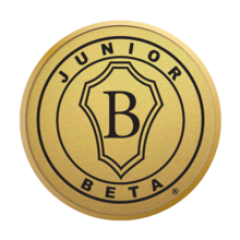 The National Junior Beta Club Century Gold Engraved