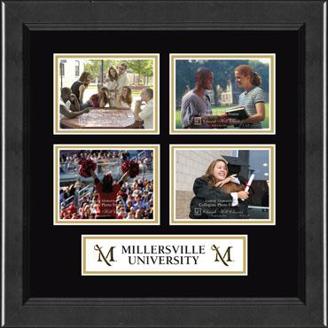 Lasting Memories Quad Banner Collage Photo Frame in Arena