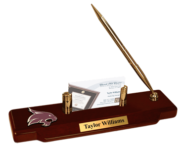 Spirit Medallion Desk Pen Set