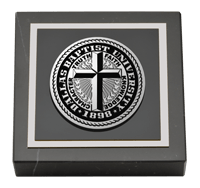 Pewter Masterpiece Medallion Paperweight