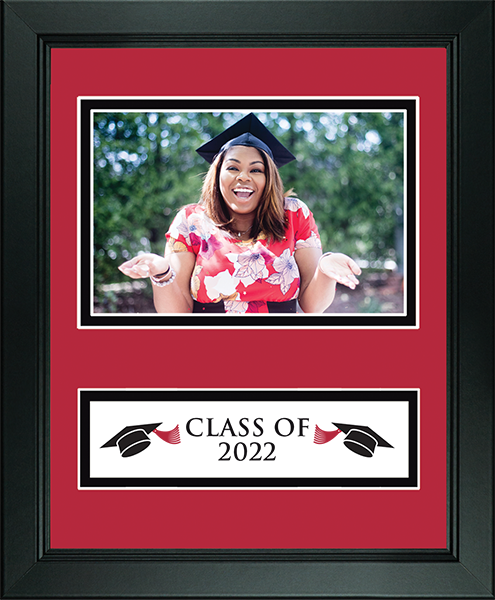 'Class of' Banner Photo Frame in Arena