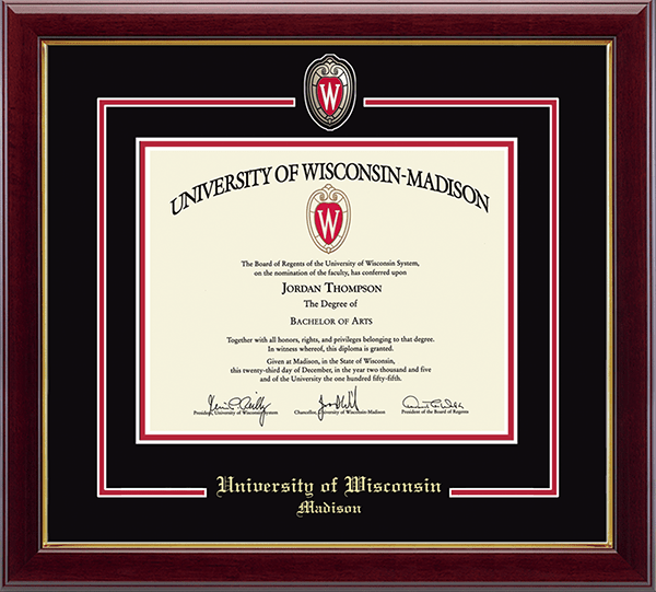 University Of Wisconsin Madison Spirit Shield Curriculum