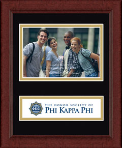 Lasting Memories Banner Photo Frame in Sierra