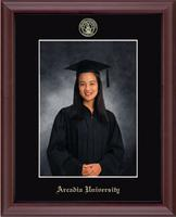 Arcadia University Photo Frame - Embossed Photo Frame in Camby