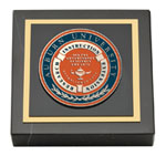 Auburn University Paperweight - Masterpiece Medallion Paperweight