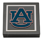 Auburn University Paperweight - Spirit Medallion Paperweight