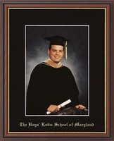 The Boys' Latin School of Maryland Photo Frame - Embossed Photo Frame in Williamsburg