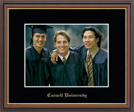 Cornell University Photo Frame - 5'x7' - Gold Embossed Photo Frame in Williamsburg