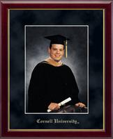 Cornell University Photo Frame - 8'x10'- Gold Embossed Photo Frame in Galleria