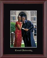 Cornell University Photo Frame - 5'x7' - Gold Embossed Photo Frame in Camby