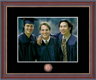 Cornell University Photo Frame - 5'x7' - Masterpiece Photo Frame in Kensit Gold