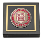 Cornell University Paperweight - Masterpiece Medallion Paperweight