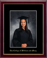 William & Mary Photo Frame - Embossed Photo Frame in Galleria