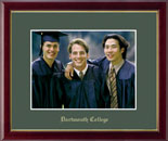 Dartmouth College Photo Frame - Embossed Photo Frame in Galleria