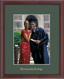 Dartmouth College Photo Frame - Embossed Photo Frame in Signet