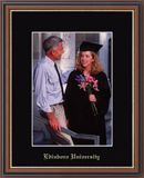 Edinboro University Photo Frame - Embossed Photo Frame in Williamsburg