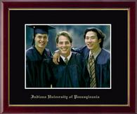 Indiana University of Pennsylvania Photo Frame - Embossed Photo Frame in Galleria