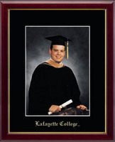 Lafayette College Photo Frame - Embossed Photo Frame in Galleria