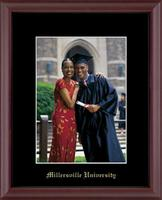 Millersville University of Pennsylvania Photo Frame - Gold Embossed Photo Frame in Camby