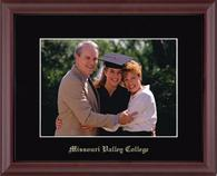 Missouri Valley College Photo Frame - Gold Embossed Photo Frame in Camby