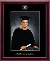 Muhlenberg College Photo Frame - Embossed Photo Frame in Galleria
