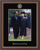 Muhlenberg College Photo Frame - Embossed Photo Frame in Williamsburg