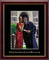 North Carolina Central University Photo Frame - Embossed Photo Frame in Galleria