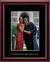 North Carolina State University Photo Frame - Gold Embossed Photo Frame in Galleria