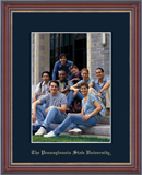 Pennsylvania State University Photo Frame - Embossed Photo Frame in Kensit Gold