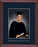 Pennsylvania State University Photo Frame - Embossed Photo Frame in Camby