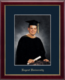 Regent University Photo Frame - Gold Embossed Photo Frame in Galleria