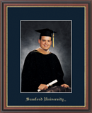 Samford University Photo Frame - Gold Embossed Photo Frame in Williamsburg