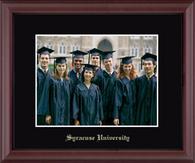 Syracuse University Photo Frame - Gold Embossed Photo Frame in Camby