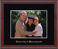 University of Massachusetts Amherst Photo Frame - Embossed Photo Frame in Signet