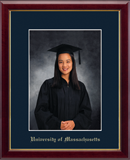 University of Massachusetts Lowell Photo Frame - Embossed Photo Frame in Galleria