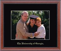 The University of Georgia Photo Frame - Embossed Photo Frame in Signet