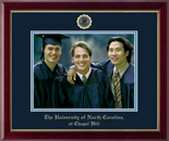 University of North Carolina Chapel Hill Photo Frame - Embossed Photo Frame in Galleria