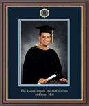University of North Carolina Chapel Hill Photo Frame - Embossed Photo Frame in Williamsburg