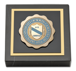 University of North Carolina Chapel Hill Paperweight - Masterpiece Medallion Paperweight