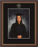 University of St. Thomas Photo Frame - Embossed Photo Frame in Williamsburg