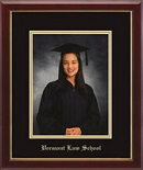 Vermont Law School Photo Frame - Embossed Photo Frame in Galleria