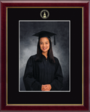 Western Connecticut State University Photo Frame - Embossed Photo Frame in Galleria