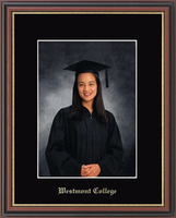 Westmont College Photo Frame - Embossed Photo Frame in Williamsburg