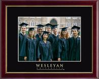 Wesleyan University Photo Frame - Embossed Photo Frame in Galleria