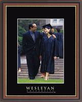 Wesleyan University Photo Frame - Embossed Photo Frame in Williamsburg