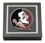 Florida State University Paperweight - Spirit Medallion Paperweight