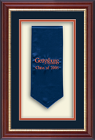 Gettysburg College Shadowbox - Commemorative Shadowbox in Newport