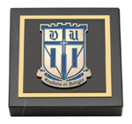 Duke University Paperweight - Masterpiece Medallion Paperweight